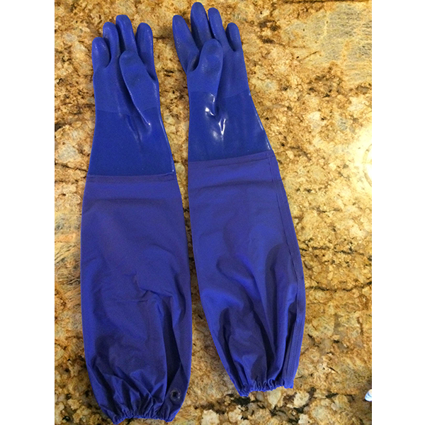 gold prospecting gloves